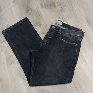 Wrangled Jean Co. Men's Jeans.